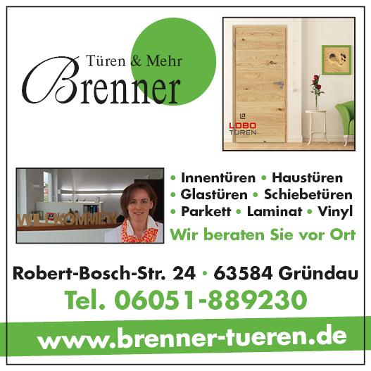Brenner Türen und mehr