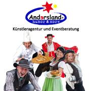 ANDERSLAND - KÜNSTLERAGENTUR UND THEATER