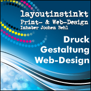 Print & Webdesign made in Gründau.