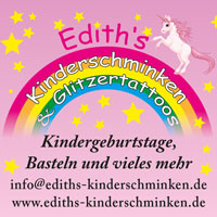 Ediths Kinderschminken