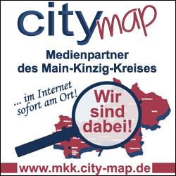 city-map Region Main-Kinzig-Kreis