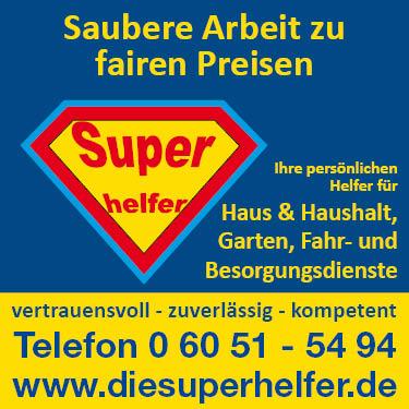 Die Superhelfer